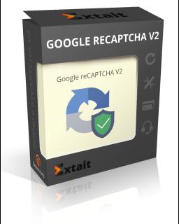 Google reCAPTCHA v2 M2