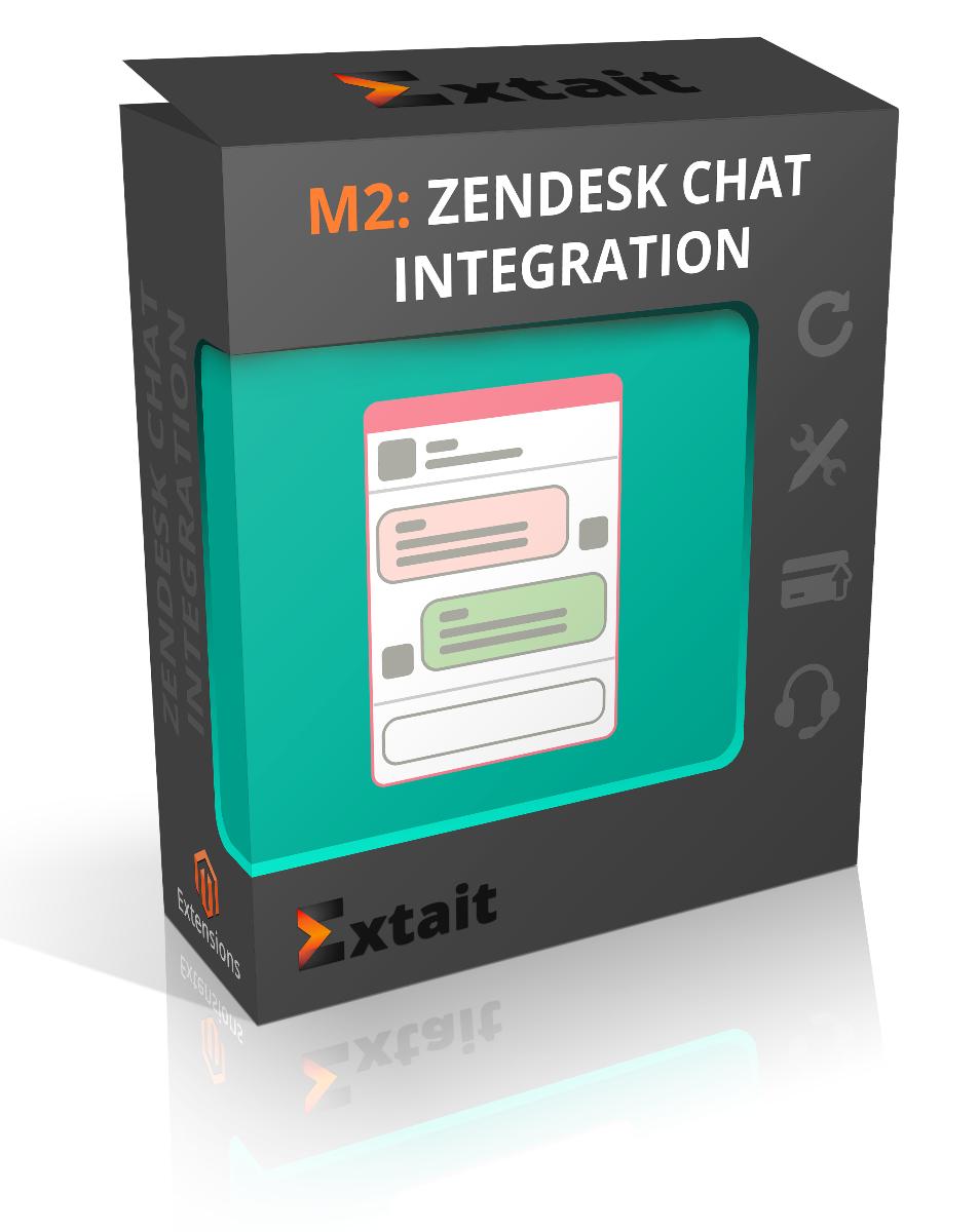 Magento Zendesk Chat Integration Extension, Zendesk Chat