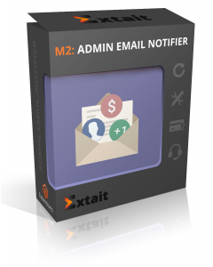 Admin Email Notifier M2