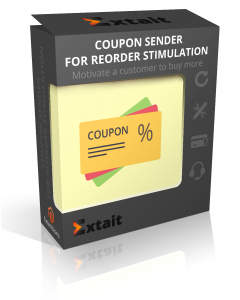 Coupon Sender for Reorder M2