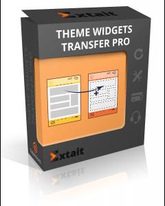 Theme Widgets Transfer Pro M2