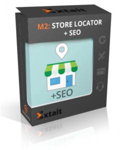 Store Locator & SEO M2