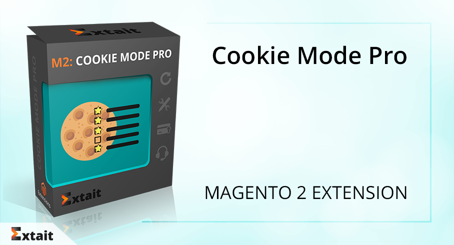 Don't care about use of cookies on your store with Cookie Mode Pro for Magento 2
