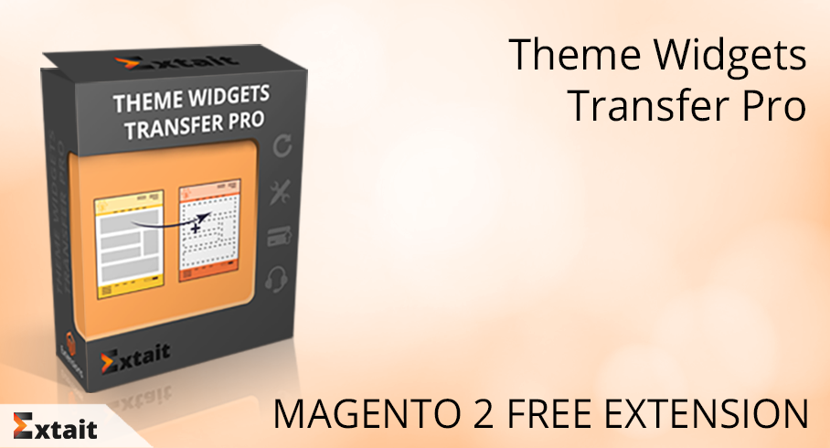 Theme Widgets Transfer Pro for Magento 2. Free extension release