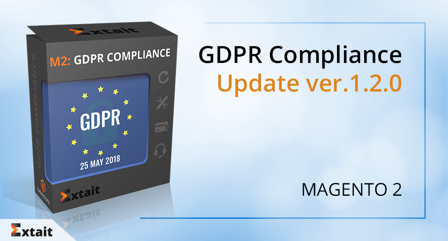 GDPR Compliance version 1.2.0. Updated version