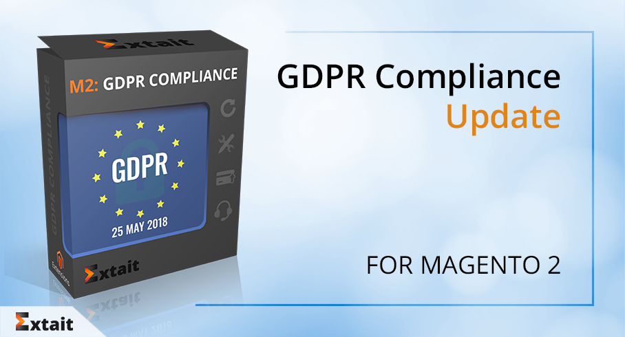 GDPR Compliance Update for Magento 2