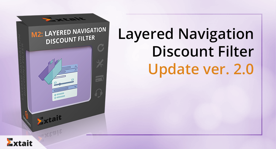 Layered Navigation Discount Filter update ver. 2.0